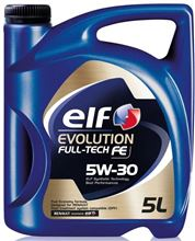 OLEJ ELF 5W-30 EVOLUTION 5L FULLTECH FE