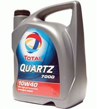 OLEJ TOTAL 10W-40 QUARTZ 7000 5L